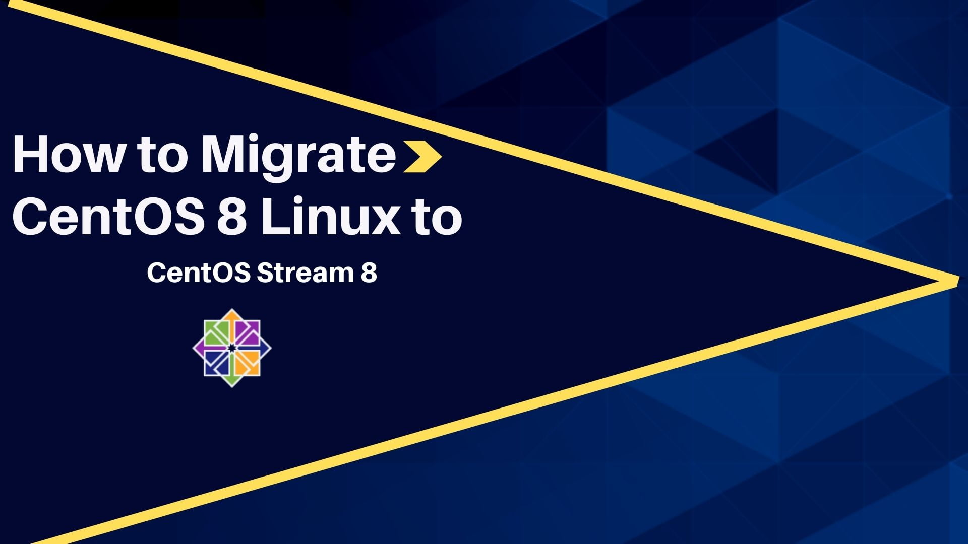 Migrate From Centos to Stream