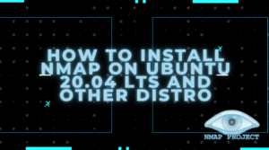 Read more about the article How To Install NMAP On Ubuntu 20.04 LTS and Other Distro