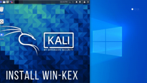 How to Install GUI (Win-Kex) for Kali Linux in WSL2