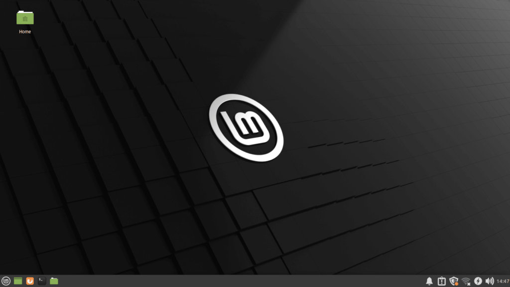 Cinnamon Desktop Environment