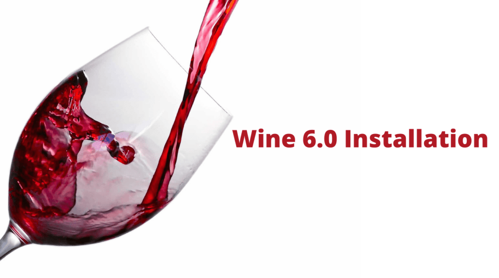 Wine 6.0 Installation