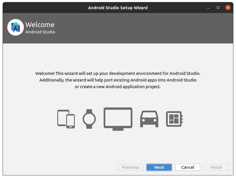 Android Setup Wizard