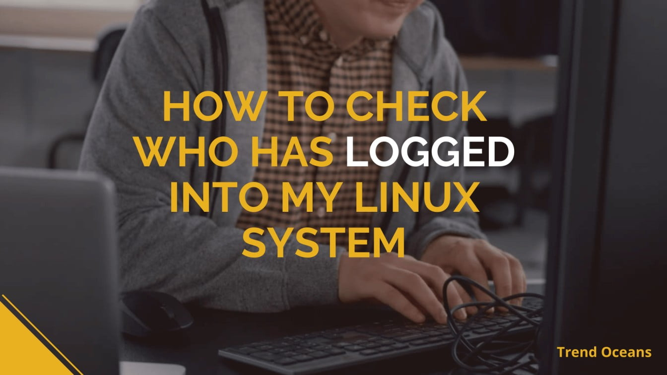 Read more about the article How to check who has logged into my Linux system